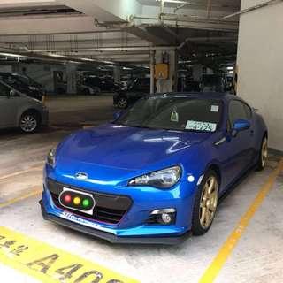 12/13 Subaru BRZ S