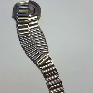 Rare stainless steel vintage watchband
