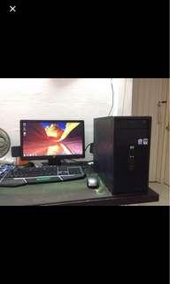 $80 HP desktop for sell