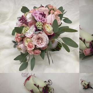 Bridal Bouquet Flower_identity