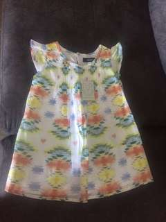 Fred Bare Girls Dress