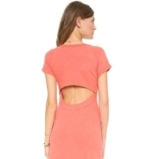 Free People maxi dress, size S