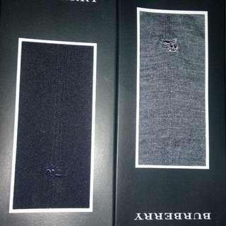 Authentic Burberry Socks for men
