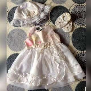 Baptismal Set - Baby Girl