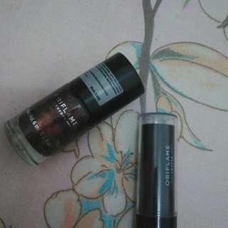 Kutek dan lipstick