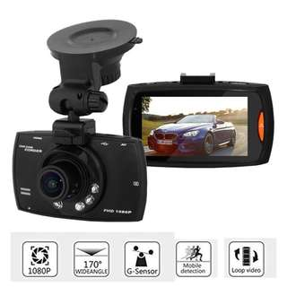 Car Camcorder Car DVR Dashboard Camera Recorder SUPPORT TF CARD FHD 1080P