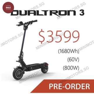 Dualtron 3 (Pre-Order)