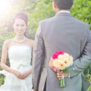 婚禮一條龍服務