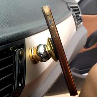 Point Plantronics Car instrument Platform Magnet mobile phone bracket car mobile phone stand navigation lazy bracket exclusive