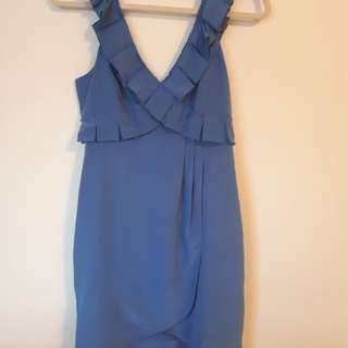Tibi silk dress, size 2