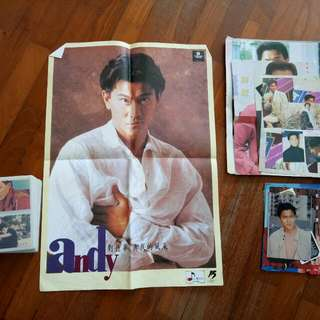 Andy's Lau Collection