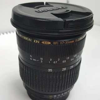 Tamron 17-35 f/2.8-4 for Nikon Full Frame