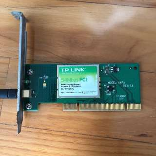 TP Link TL-WN551G Network Wireless Card