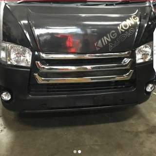 Brand new modelista front grill for low roof