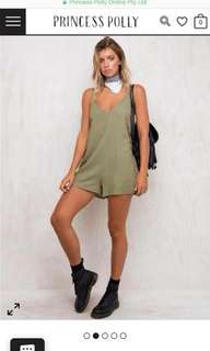 Playsuit - Princess Polly