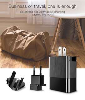 Business & Travel Universal Charger Partner
