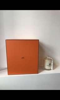 Authentic Hermes Box