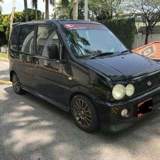 Perodua Kenari SG