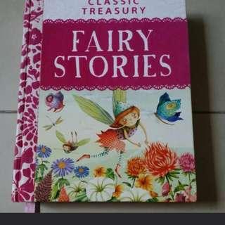 Hardcover Classic Treasury Fairy Story