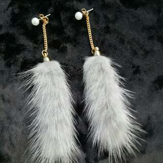 Anting paragraph mink gray