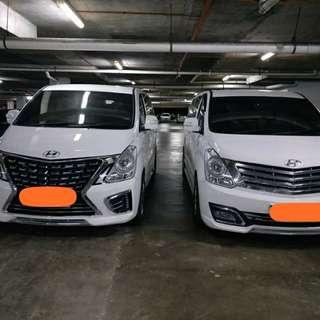 Royale Starex Chauffeur Trip Singapore