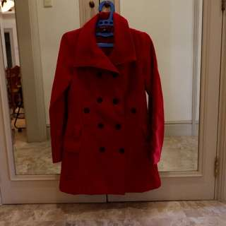 Preloved winter coat