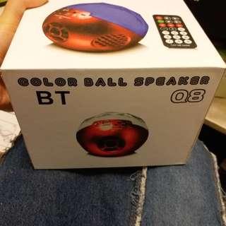 speak ball