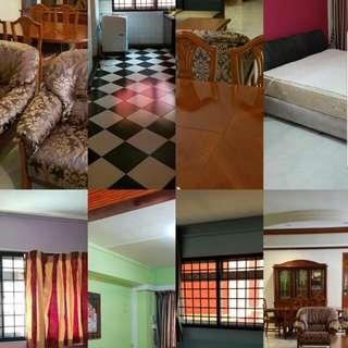 Exec Apt HDB 4 bedrooms for rent.