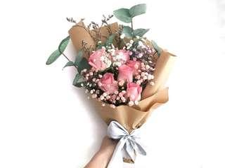 Clarice Flower Bouquet