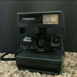 One-Step Polaroid Instant Camera