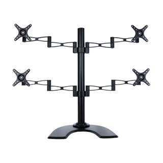 Desktop Monitor Stand for 4xMonitors up to 27″ Whatsapp:8778 1601