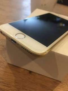 iPhone 6 32gb Globelocked