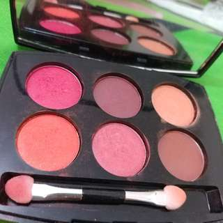 LAKME ABSOLUTE FRENCH ROSE eyeshadow palette