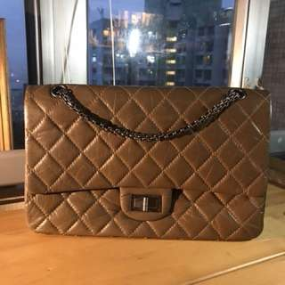 2.55 flap bag A37590 大size