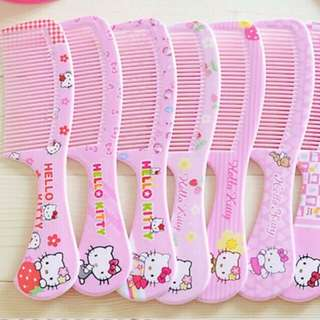 Sold 2/Hello Kitty Comb.baby
