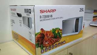 Microwave Oven - R-728