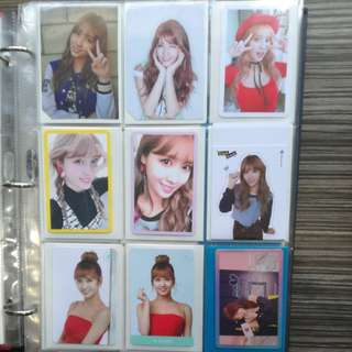 WTS TWICE Momo Photocards