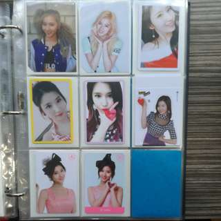 WTS TWICE Sana Photocards