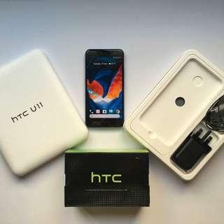 HTC U11 6GB 128GB Blue Fullset Like New