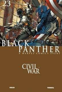 Black Panther v4 #23-34, 39-41