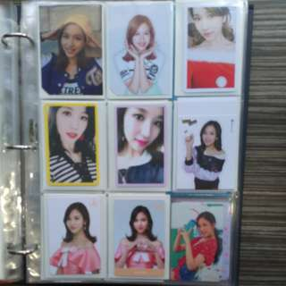 WTS TWICE Mina Photocard