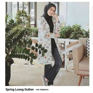 Spring loong outer