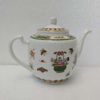 滿堂吉慶茶壶