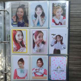 WTS TWICE Dahyun Photocards