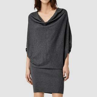 All Saints knit dress, size 8