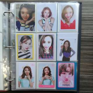WTS TWICE Chaeyoung Photocards
