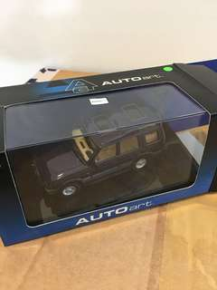 1/43 Land Rover Discovery XS V8 '94 Met Blue. AutoArt
