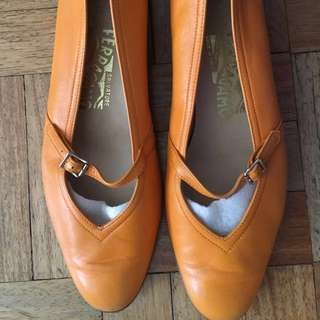 Salvatore Ferragamo Flat Shoes [REPRICED]