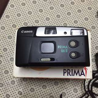 Canon Prima DX-2 Film Camera