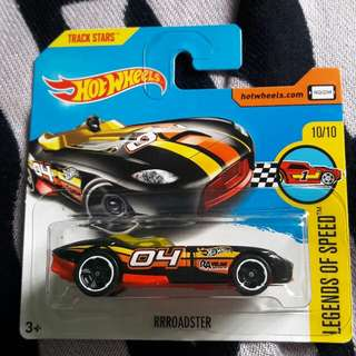RARE Short card Hotwheels